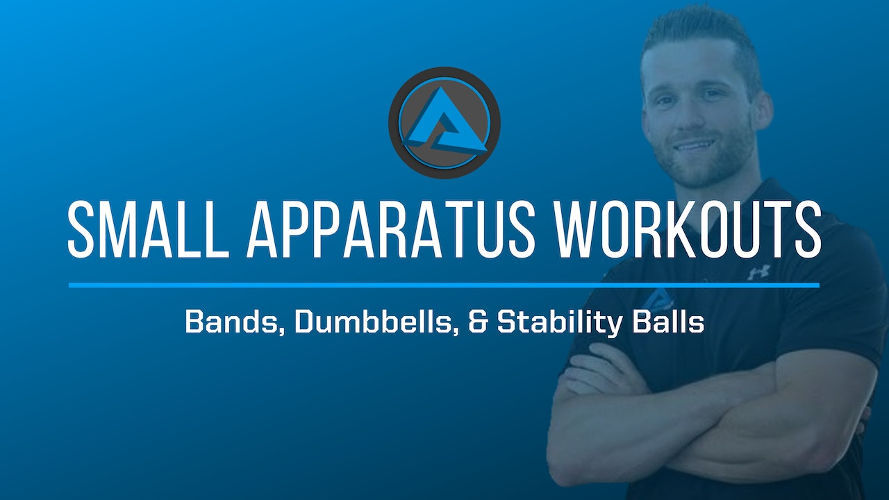 Small Apparatus Workouts