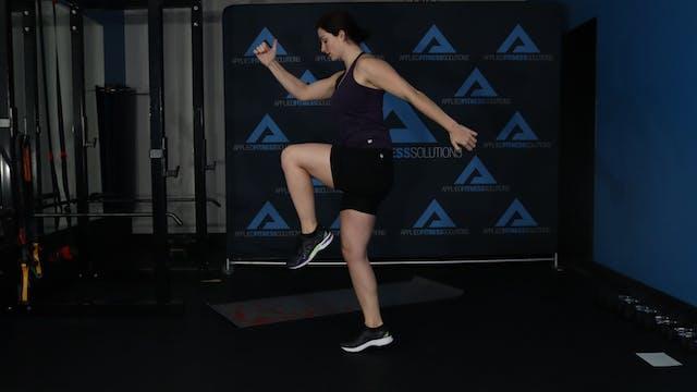 Tabata Workout w Katelyn Feb. 25, 2021