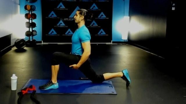 LIVE 60 Minute BW Workout w/ Kemper