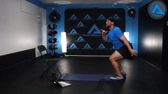 1/11/21 60 Minute Body Weight Workout With Chris