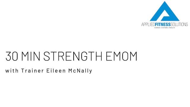 Feb 7th EMOM with Eileen