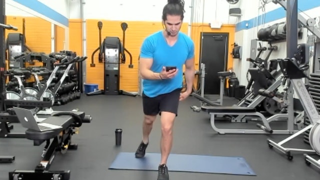LIVE Circuit Workout with Kemper 5.26.21