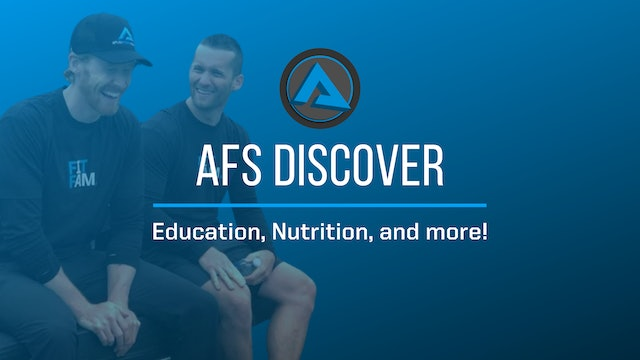 AFS Discover