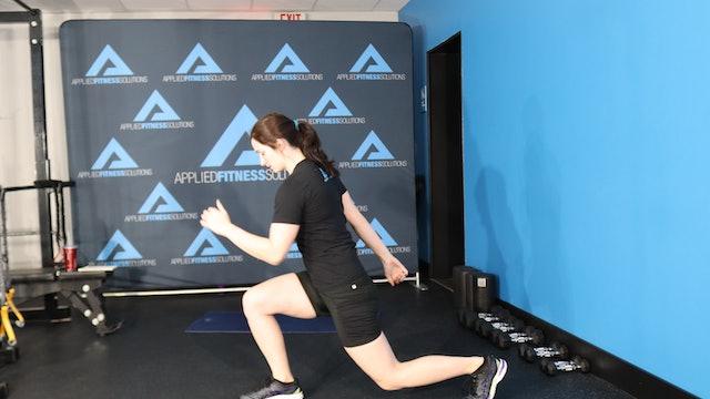 Beginner Workout w. Katelyn Feb 18, 2021