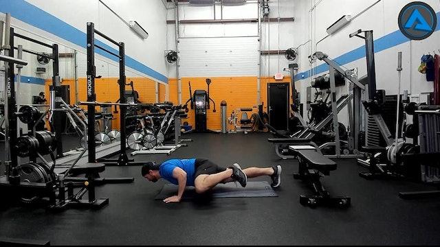 6/7/21 60 Minute LIVE BW Workout w/ Chris