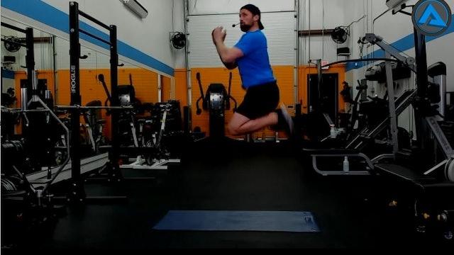 5/17/21 60 Minute LIVE BW Workout w/ Chris
