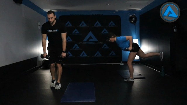 1/10 Claire and Tyler 30 Minute Energizing Circuit w/ DB