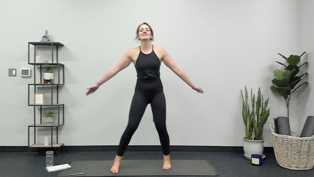 Jan 20th HIIT Flow with Eileen