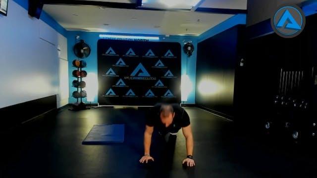 30 Minute Full Body Circuit w/ Tyler ...