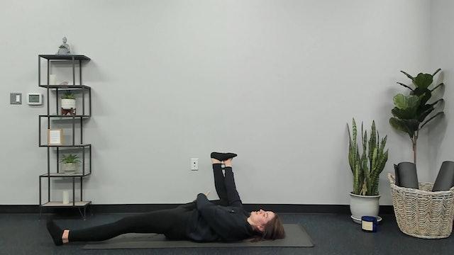 Jan 19th Restorative Yoga with Eileen