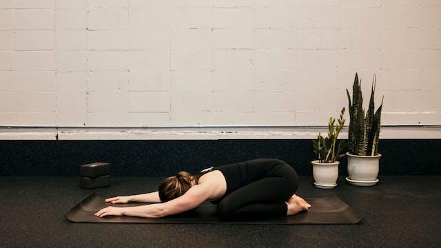 30 Minute Restorative Yoga with Eileen