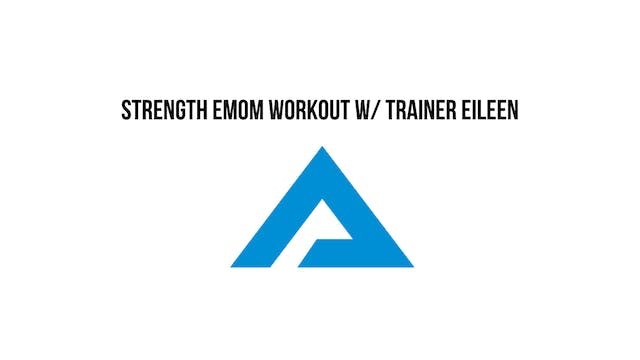Nov 29th 45 Min DB EMOM Workout with ...