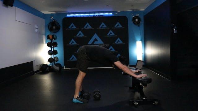 30 Minute DB Lower Body Workout w/ Ke...
