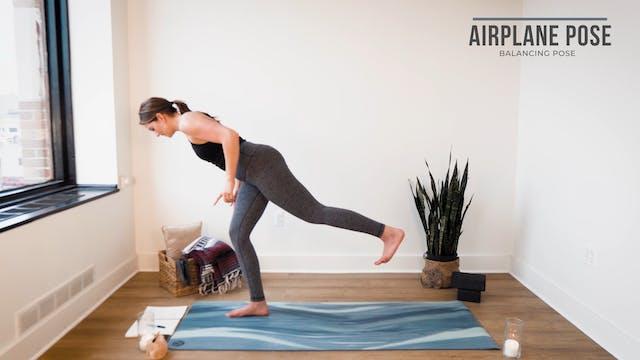 Balancing Poses