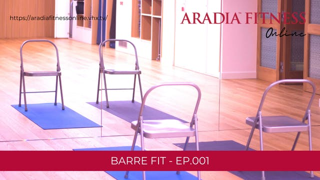Barre Fit with Ellie Russell