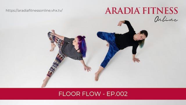 Floor Flow with Dakota Fox