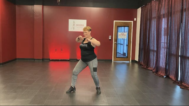 Dance Fusion with Kim McGhee