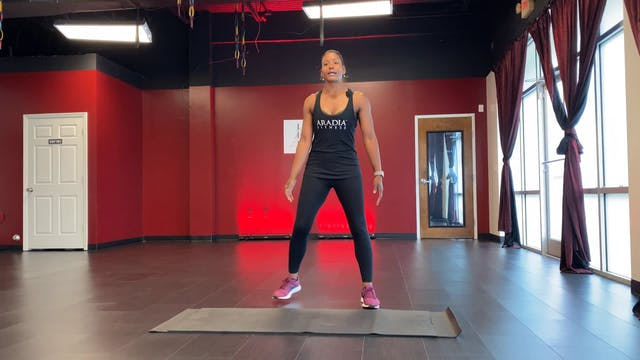 Tabata with Janine Cooper