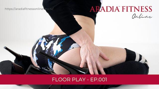 Floor Play with Xenia Deluze