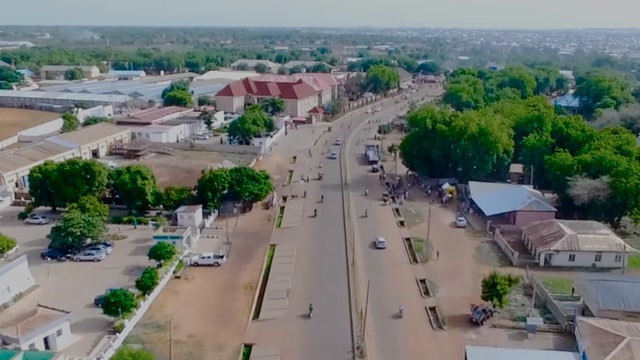 Place Promos (A Tour Through Northern Nigeria)