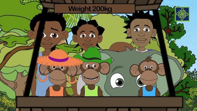 Ubongo Kids | Zango Na Biyu (2) | Kashi Na Hudu (4)