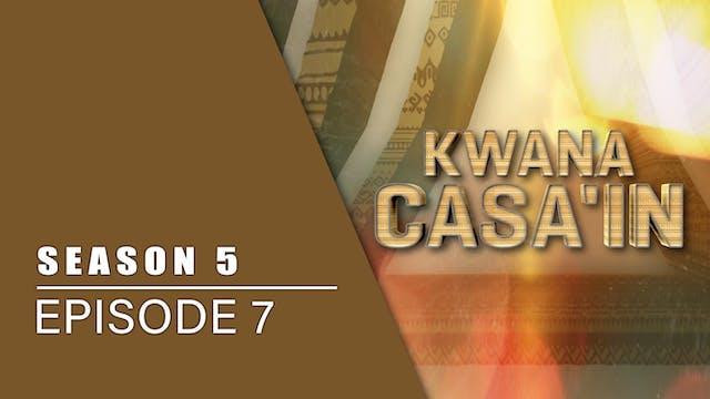 Kwana Casain | Zango Na 5 | Kashi Na 7
