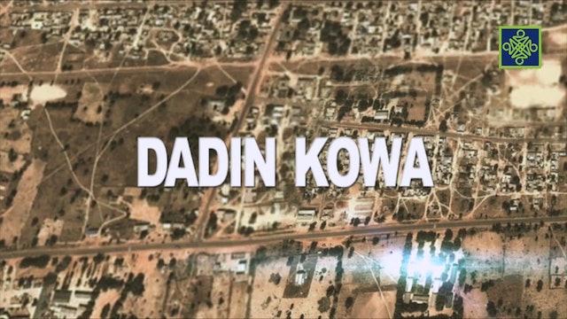 Dadin KowaZango Na 9 Kashi Na 1