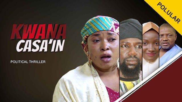 Kwana Casain | Zango Na 3 | Kashi Na 1
