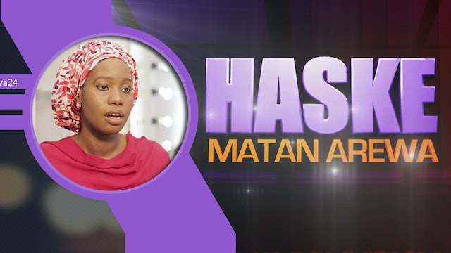 Haske Matan Arewa (Enlightened Women Of The North)