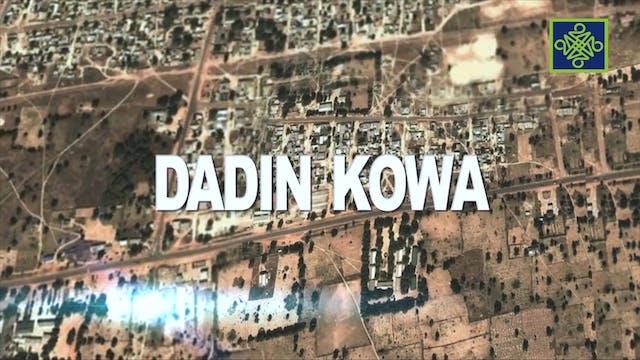 Dadin KowaZango Na 8 Kashi Na 4