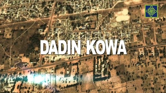 Dadin KowaZango Na 10 Kashi Na 4
