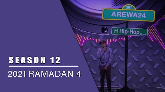 Hausa Hip Hop | Zango Na 12 | Ramadan 2021 | Kashi Na 4