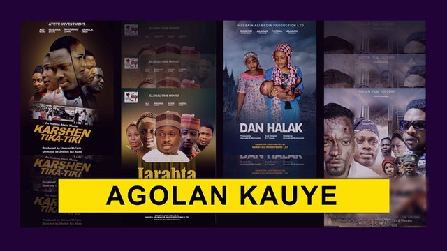 Kannywood Movie |  Agolan Kauye