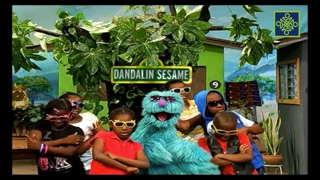 Dandalin Sesame | Zango Na 3 | Kashi ...