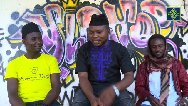 Hausa Hip Hop Zango Na 8 Kashi Na 8