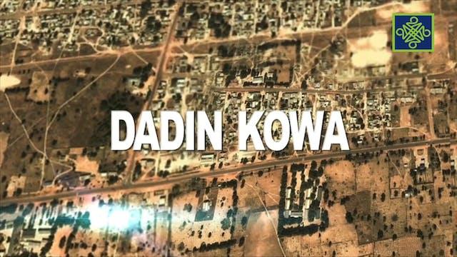 Dadin KowaZango Na 8 Kashi Na 6