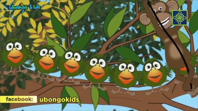 Ubongo Kids | Zango Na 4 | Kashi Na 4