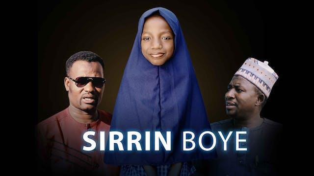 Sirrin Boye | Zango Na 1 | Kashi Na 6