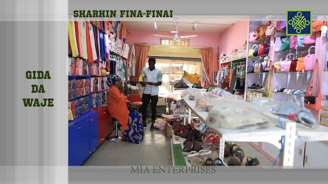 Sharhin Finafinai Episode 10