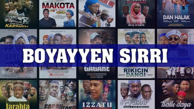 Kannywood Movie |  Boyayyen Sirri
