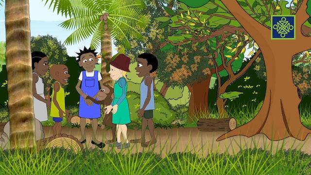 Ubongo Kids | Zango Na Uku (3) | Kashi Na Biyar (5)