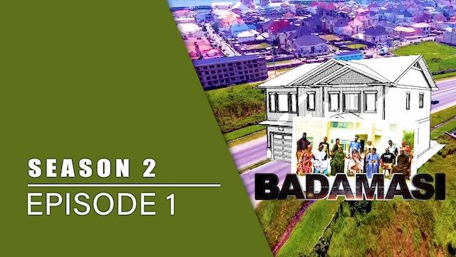 Gidan Badamasi | Zango Na 2 | Kashi Na 1