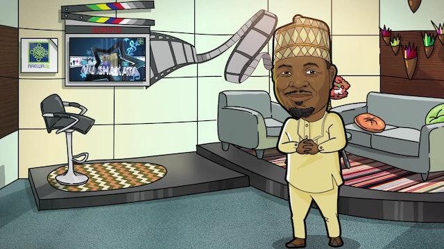 Animated Channel ID | Aminu Sherrif