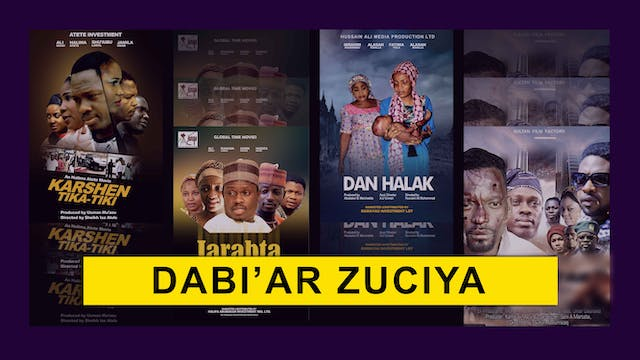Kannywood Movie | Dabi'ar Zuciya