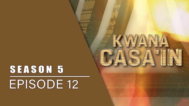 Kwana Casain | Zango Na 5 | Kashi Na 12