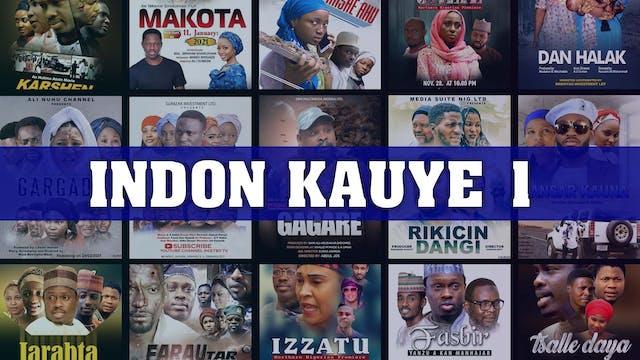 Kannywood Movie |  Indon Kauye 1