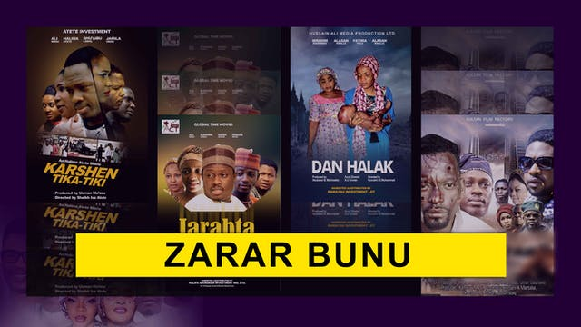 Kannywood Movie | Zarar Bunu