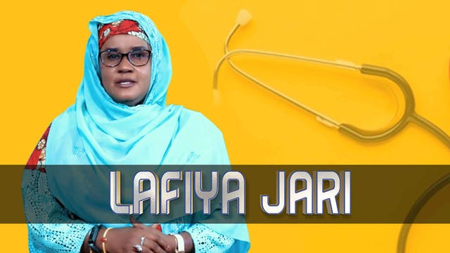 Lafiya Jari Zango Na 1 Kashi Na 13