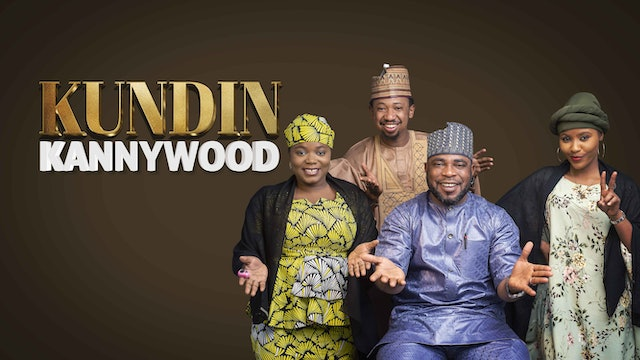 Kundin Kannywood (Behind The Scenes In Kannywood)