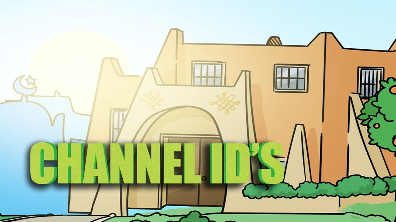 Animated Channel IDs